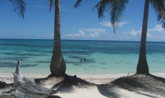 Foto de terreno habitacional en venta en Mahahual, Othón P. Blanco, Quintana Roo, 6468712,  no 01