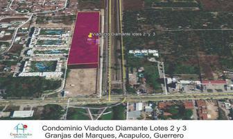 Foto de terreno habitacional en venta en editar 0, brisas del marqués, acapulco de juárez, guerrero, 8871238 No. 01