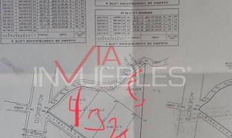 Foto de terreno habitacional en venta en  , el barrial, santiago, nuevo león, 12320665 No. 01
