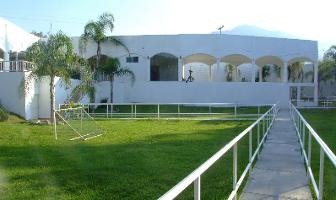 Foto de rancho en venta en  , el barrial, santiago, nuevo león, 14378932 No. 01