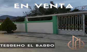 Foto de terreno habitacional en venta en  , el barro, santiago, nuevo león, 20511842 No. 01