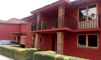 Foto de casa en venta en  , el campanario, metepec, méxico, 11798821 No. 01