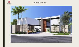 Foto de casa en venta en el cortijo , dzibilchaltún, mérida, yucatán, 13927893 No. 01