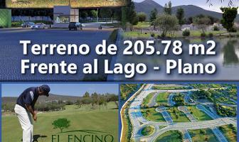 Foto de terreno habitacional en venta en el encino resindencial & golf , cumbres del cimatario, huimilpan, querétaro, 5416307 No. 01