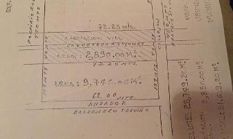 Foto de terreno habitacional en venta en  , el fresno, montemorelos, nuevo león, 11296673 No. 01
