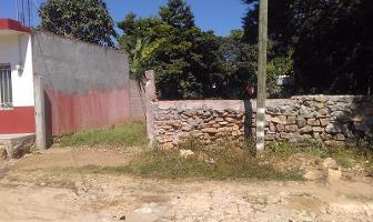 Foto de terreno habitacional en venta en el jobo , el jobo, tuxtla gutiérrez, chiapas, 12122230 No. 01