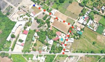 Foto de terreno habitacional en venta en  , el jobo, tuxtla gutiérrez, chiapas, 11771343 No. 01