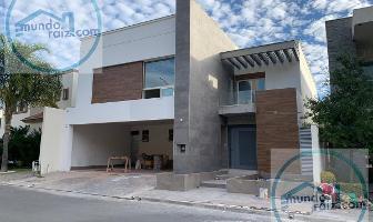 Foto de casa en venta en  , el portón de valle alto, monterrey, nuevo león, 11346505 No. 01