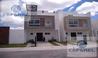 Foto de casa en venta en  , el refugio, cadereyta de montes, querétaro, 11816978 No. 01