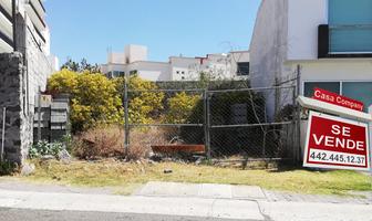 Foto de terreno habitacional en venta en el refugio , residencial el refugio, querétaro, querétaro, 0 No. 01