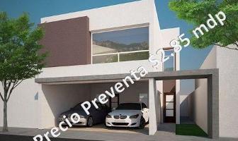 Foto de casa en venta en  , el roble, san nicolás de los garza, nuevo león, 10512918 No. 01