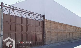 Foto de nave industrial en renta en  , el trébol, tepotzotlán, méxico, 10185745 No. 01