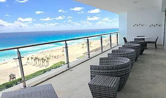 Foto de departamento en venta en emerald mls-brca209, zona hotelera, benito juárez, quintana roo, 11517332 No. 01