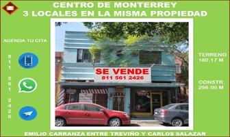 Foto de casa en venta en emilio carranza 724, monterrey centro, monterrey, nuevo león, 0 No. 01