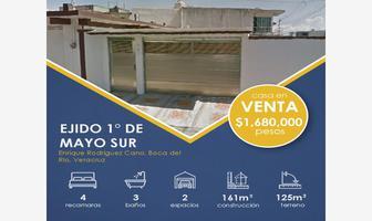 Foto de casa en venta en enrique rodriguez cano 212, ejido primero de mayo sur, boca del río, veracruz de ignacio de la llave, 0 No. 01