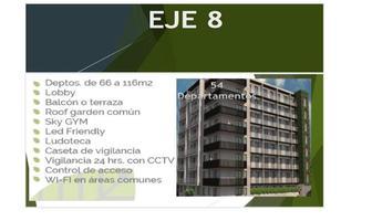 Foto de departamento en venta en  , ermita, benito juárez, df / cdmx, 14148898 No. 01