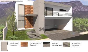 Foto de casa en venta en espigas 24, residencial cordillera, santa catarina, nuevo león, 3760547 No. 01