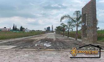 Foto de terreno habitacional en venta en  , ex-hacienda concepción morillotla, san andrés cholula, puebla, 14554171 No. 01
