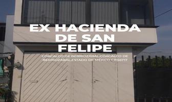 Foto de casa en venta en  , ex-hacienda san felipe 1a. sección, coacalco de berriozábal, méxico, 16942688 No. 01