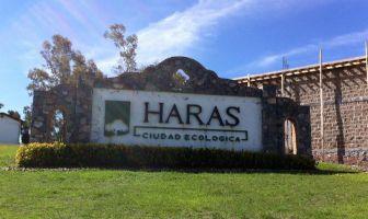 Foto de terreno habitacional en venta en Campestre Haras, Amozoc, Puebla, 22352419,  no 01