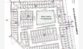 Foto de terreno habitacional en venta en fernando rosas , fraccionamiento campestre residencial navíos, durango, durango, 11308496 No. 01