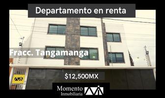Foto de departamento en renta en fernando vazquez 230, tangamanga, san luis potosí, san luis potosí, 0 No. 01