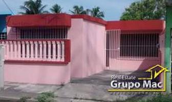 Foto de casa en venta en  , floresta, veracruz, veracruz de ignacio de la llave, 11854330 No. 01