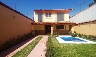 Foto de casa en venta en fraccionamiento brisas de cuautla , brisas de cuautla, cuautla, morelos, 10626434 No. 01