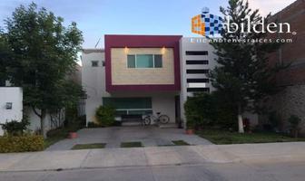 Foto de casa en venta en  , fraccionamiento campestre residencial navíos, durango, durango, 20420346 No. 01
