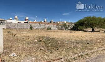 Foto de terreno habitacional en venta en fraccionamiento ciudad san isidro nd, san isidro, durango, durango, 17343128 No. 01