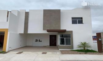 Foto de casa en renta en fraccionamiento el lago residencial nd, del lago, durango, durango, 17280462 No. 01