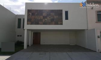 Foto de casa en venta en  , fraccionamiento las quebradas, durango, durango, 19205405 No. 01