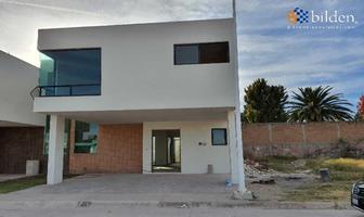 Foto de casa en venta en fraccionamiento residencial tapias 100, fraccionamiento campestre residencial navíos, durango, durango, 0 No. 01