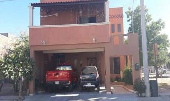 Foto de casa en venta en  , fraccionamiento río bonito, hermosillo, sonora, 12177276 No. 01