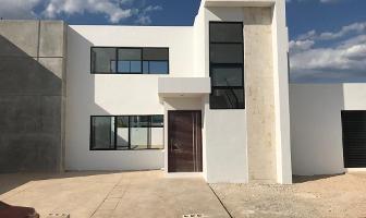 Foto de casa en venta en fraccionamiento san diego cutz de la localidad y municipio de conkal, yucatán, en la manzana 5 de la , san francisco de asís, conkal, yucatán, 13894419 No. 01