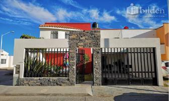 Foto de casa en venta en  , fraccionamiento san miguel de casa blanca, durango, durango, 6292137 No. 01