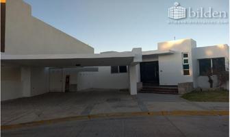 Foto de casa en renta en  , fraccionamiento san miguel de casa blanca, durango, durango, 9297190 No. 01