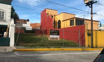 Foto de terreno habitacional en venta en francisco terrazas , ciudad satélite, naucalpan de juárez, méxico, 16951020 No. 01