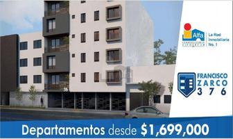 Foto de departamento en venta en francisco zarco , alamitos, san luis potosí, san luis potosí, 12767803 No. 01
