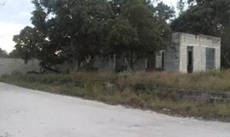 Foto de terreno habitacional en venta en frente a la iglesia del carmen , isla aguada, carmen, campeche, 0 No. 01