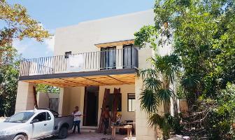 Foto de casa en venta en fuente sirena , supermanzana 44, benito juárez, quintana roo, 6393911 No. 01