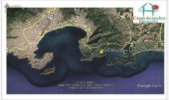 Foto de terreno habitacional en venta en galeon 17, brisas del marques, acapulco punta bruja, brisas del marqués, acapulco de juárez, guerrero, 5567010 No. 01