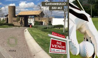 Foto de terreno habitacional en venta en garambullo , desarrollo habitacional zibata, el marqués, querétaro, 0 No. 01