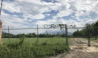 Foto de terreno habitacional en venta en general guadalupe caballero , las cristalinas, santiago, nuevo león, 5874894 No. 01