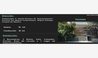 Foto de departamento en venta en gobernador v. gelati 42, san miguel chapultepec i sección, miguel hidalgo, df / cdmx, 11313356 No. 01