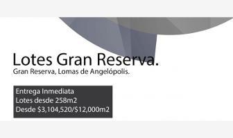 Foto de terreno habitacional en venta en gran reserva 1, lomas de angelópolis ii, san andrés cholula, puebla, 0 No. 01