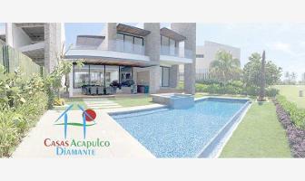 Foto de casa en venta en guamuchil 10, 3 vidas, acapulco de juárez, guerrero, 0 No. 01