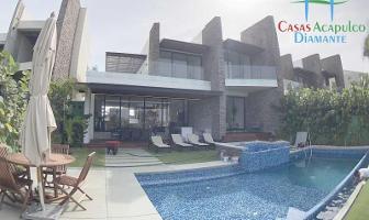 Foto de casa en venta en guamuchil 5 villas bálano, 3 vidas, acapulco de juárez, guerrero, 13730665 No. 01