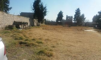 Foto de terreno habitacional en venta en guerrero , san marcos huixtoco, chalco, méxico, 10522587 No. 01