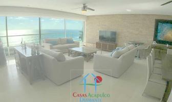 Foto de departamento en venta en h 5, avenida costera de las palmas península tower, playa diamante, acapulco de juárez, guerrero, 0 No. 01
